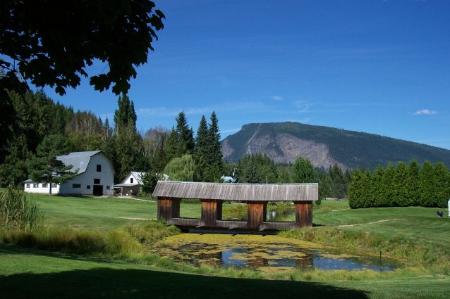 Club Shuswap Golf and RV Destination