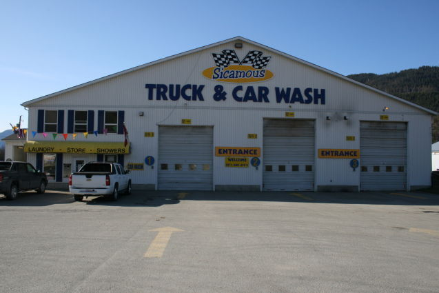 Sicamous Truck and Car Wash