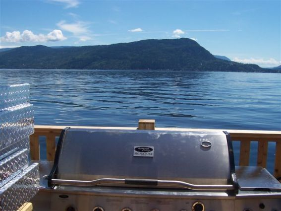 North Shuswap Barge Adventures